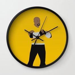 Luke Cage Wall Clock