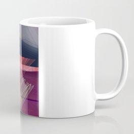Abstract 391 Coffee Mug