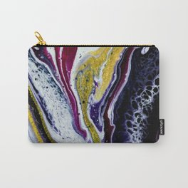 Galaxy Whirl Carry-All Pouch