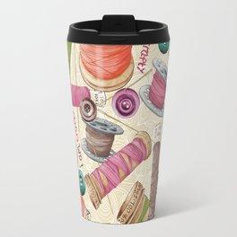 I Am Crafty Travel Mug