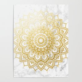 Pleasure Gold Poster