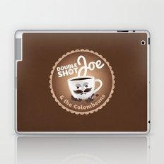 Doubleshot Joe Laptop & iPad Skin