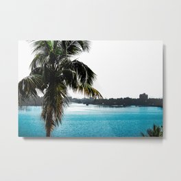 Kerela Backwaters Metal Print