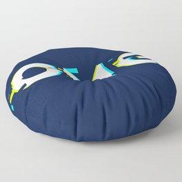 OMG (Glitch) Floor Pillow