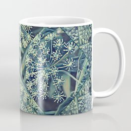 Green Plant Corner Coffee Mug