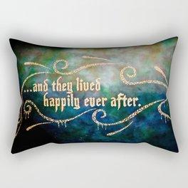 'Nuff Said Rectangular Pillow