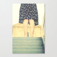 My darling, Henriette Canvas Print