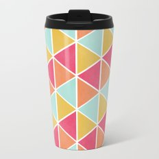 THE BRIGHTEST TRIANGLES Travel Mug