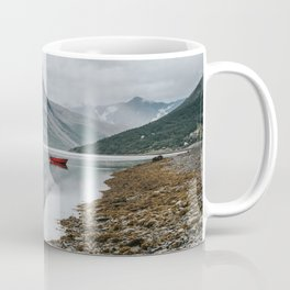 Norway I - Landscape and Nature Photography Coffee Mug