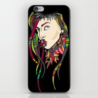 artrave iPhone & iPod Skins featuring ARTRAVE LG by Mario Klein