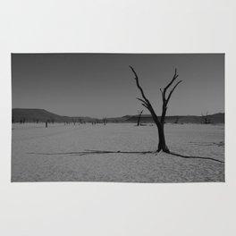 Namibia's landscape Rug