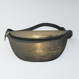 GOLDEN RAYS Fanny Pack