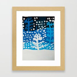 Winter 2 Framed Art Print