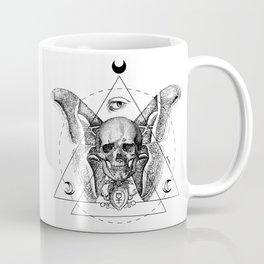Engraving - Moth Coffee Mug