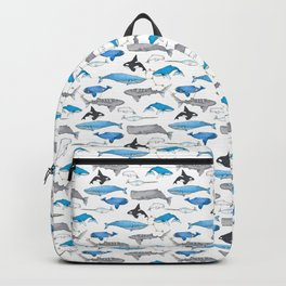 Whale Constellation Backpack