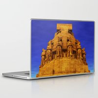 guardians Laptop & iPad Skins featuring Guardians by itsme23