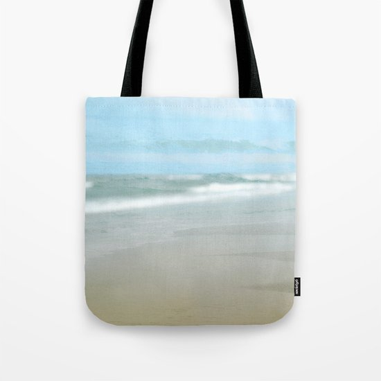 The Ghostly Sea Tote Bag