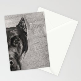 Morticia Side A Stationery Cards