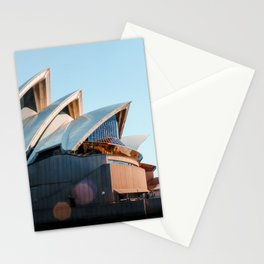 Sydney Opera House & Bridge | Australia Stationery Cards