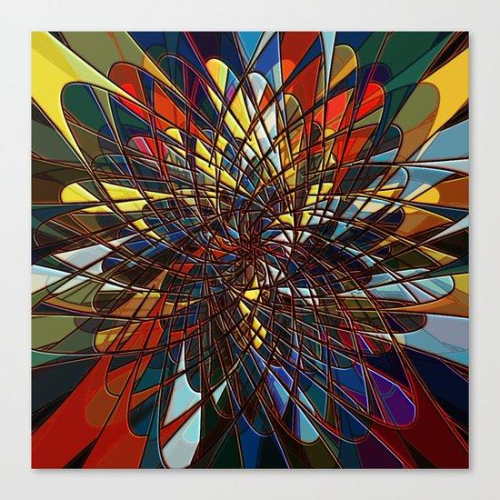Gravitational pull Canvas Print