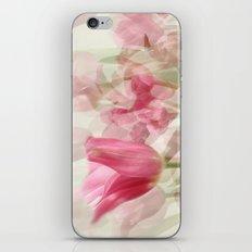 Tulipes iPhone & iPod Skin