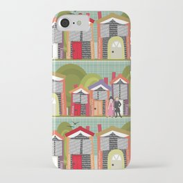 Literally Living in a Jane Austen Novel iPhone Case