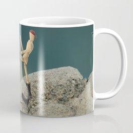 Pirate Dummy Rock Rumble Coffee Mug