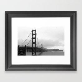 San Francisco 001 Framed Art Print