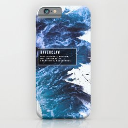 Ravenclaw Nature iPhone Case