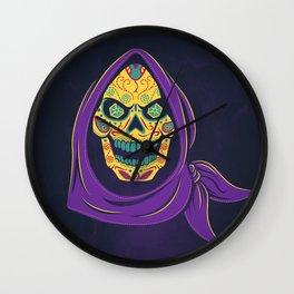 Señor de Destrucción Wall Clock