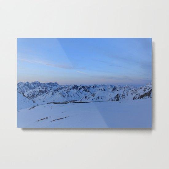 Glen Alps 2 Metal Print