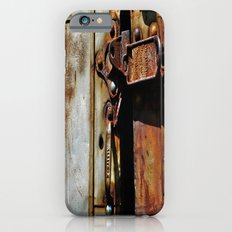 Rust and Rubble iPhone 6s Slim Case