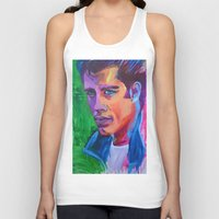 grease Tank Tops featuring Grease by Alejandro Castanon