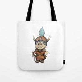 Vikingtroll Tote Bag