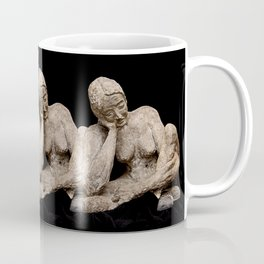 Contemplating Life Coffee Mug