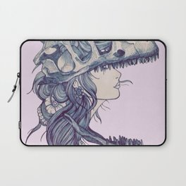 Beauty and Bones Laptop Sleeve