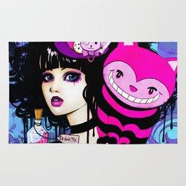 Alice Returns to Wonderland Rug