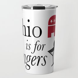 Ohio is for Swingers Travel Mug