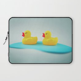 Rubber ducks Laptop Sleeve