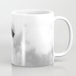 Minimal Lamppost Sky Coffee Mug