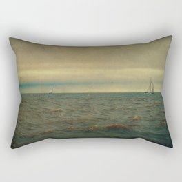 I'm Sailing Away Rectangular Pillow