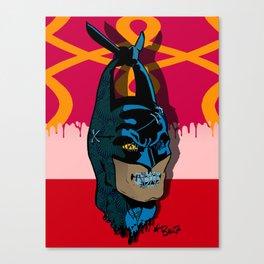 The Bat vs Khinde Wiley Variant  Canvas Print