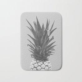 albino pineapple Bath Mat