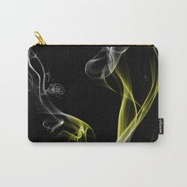 Smoke Yellow Carry-All Pouch
