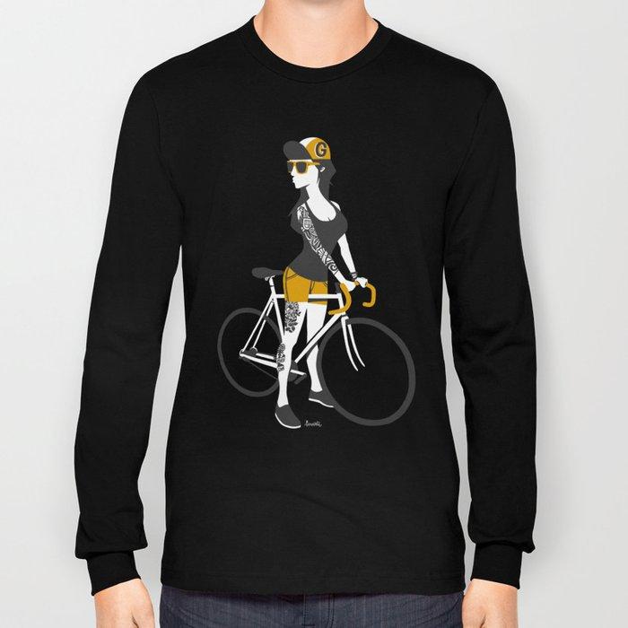 Fix Girl Long Sleeve T-shirt