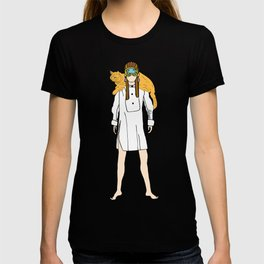 Holly and Cat T-shirt