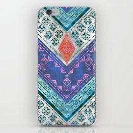 Jirra Boho Chevron {1A} iPhone Skin