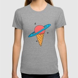 ice-cream star T-shirt