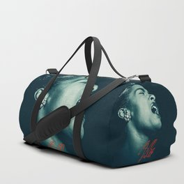 Billie / The great Billie Holiday Duffle Bag