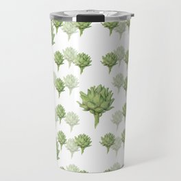 Artichoke Art Travel Mug